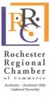 Rochester Area Chamber of Commerce logo